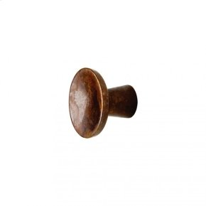 Brut Knob - CK20013 White Bronze Light