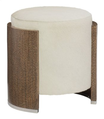 Barrows Round Cocktail Ottoman Product Image