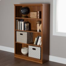 4-Shelf Bookcase - Morgan Cherry