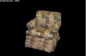 9803 Swivel Chair
