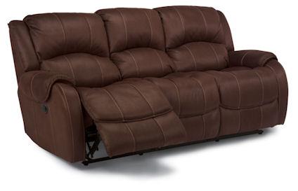 Pure Comfort Power Reclining Sofa