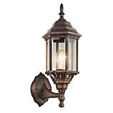 Chesapeake Collection Chesapeake 1 Light Outdoor Wall Light TZ