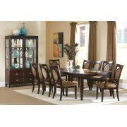 """Montblanc Table 46""""x60""""x78""""x96"""" w/ Two 18"""" Leaf Product Image"""