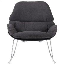 Finn Accent Chair in Charcoal