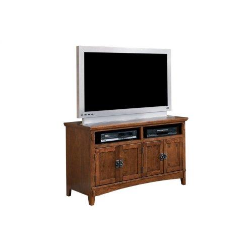Cross Island TV Stand - Medium