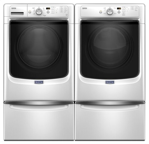 Large Capacity Gas Dryer with Wrinkle Prevent Option and PowerDry System - 7.4 cu. ft.