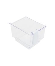 "Ice Bin & Scoop - 5 1/16"" x 9 3/4"" x 7 1/4"" Product Image"