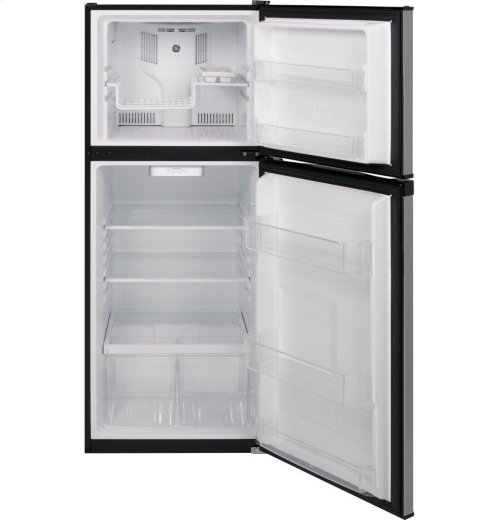 GE® ENERGY STAR® 11.6 cu. ft. Top-Freezer Refrigerator