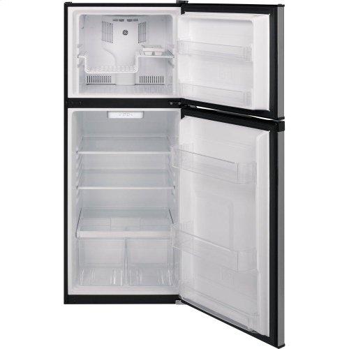 GE® ENERGY STAR® 11.6 cu. ft. Top-Freezer Refrigerator