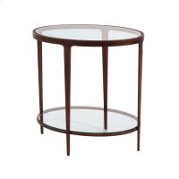 Ellipse End Table Product Image