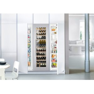 "Liebherr24"" Built-in multi-temperature wine cabinet"