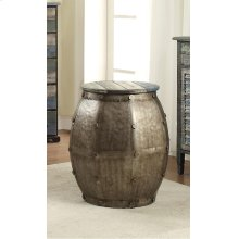 114-227  Calypso Barrel Table