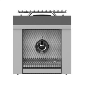 "Hestan12"" Aspire Single Side Burner - Aeb Series - Steeletto"