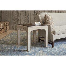 Parquet Side Table