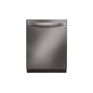 LG AppliancesTop Control Smart wi-fi Enabled Dishwasher with QuadWash and TrueSteam®