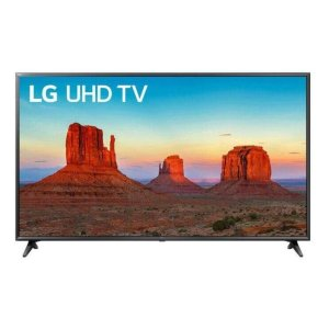 UK6090PUA 4K HDR Smart LED UHD TV - 55'' Class (54.6'' Diag) -