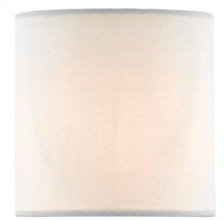 White Cotton Shade - 4 x 4 x 4