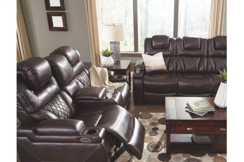7540715 In By Ashley Furniture In Metairie La Warnerton Chocolate
