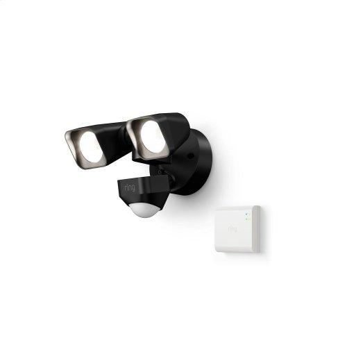 Smart Lighting Floodlight Wired + Bridge - Black