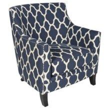Cassie Blue Accent Chair, AC143A
