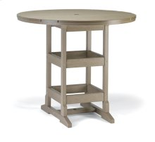 """48"""" Round Bar Table"""