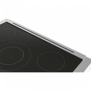 "Fulgor Milano36"" Back Guard - Induction Island Trim"
