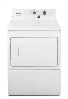 "27"" Mechanical, Non-Metered Full Console On Premise Electric Dryer"
