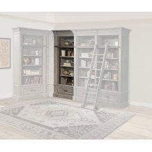 Gramercy Park Museum Bookcase Extension