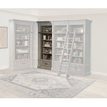 Gramercy Park Museum Bookcase Extension