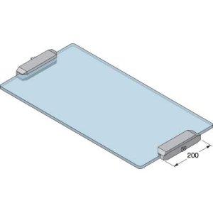 Glass Shelf Clamp