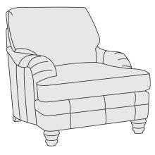 Tarleton Chair in Mocha (751)