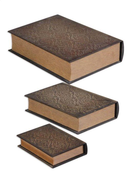 Script, Boxes, S/3