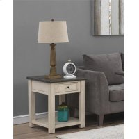 1 Dr End Table Product Image