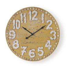 Clifford Clock, Yellow