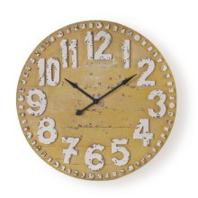 Clifford Clock, Yellow