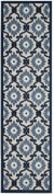 Additional Cottage Power Loomed Runner Rug