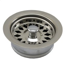 Polished Stainless Disposal Assembly Fits In-Sink-Erator