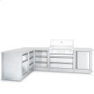 Oasis Modular Islands with the BIPRO600RB Grill Head Product Image