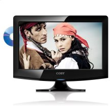 15 inch Class LED High-Definition TV with DVD Player