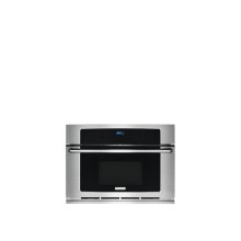 30'' Built-In Convection Microwave Oven with Drop-Down Door