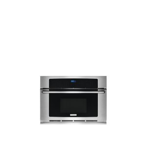 Electrolux30'' Built-In Convection Microwave Oven with Drop-Down Door