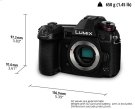 DC-G9 Micro Four Thirds Product Image