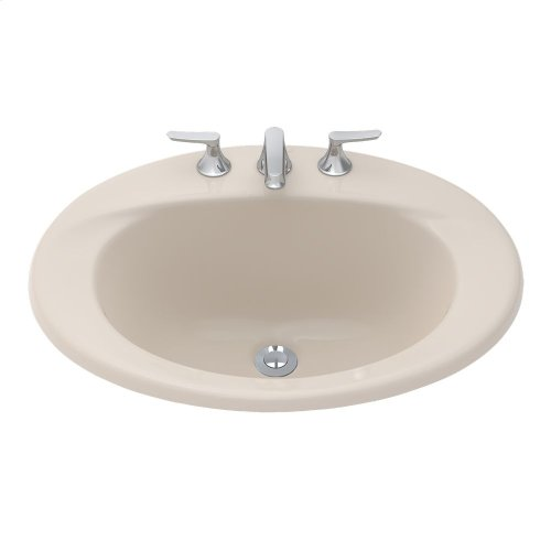 Supreme® Self Rimming Lavatory - Bone
