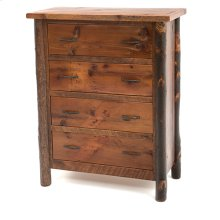 Old Yellowstone - Original Jackson 4 Drawer Dresser