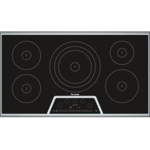 36 inch Masterpiece® Series Induction Cooktop CIT365KB