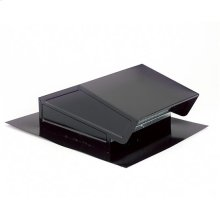 """3-1/4"""" x 10"""" or up to 8"""" Round Roof Cap"""