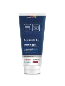 Oven Cleaning Gel