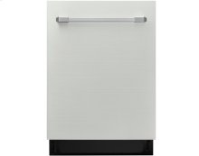 "Heritage 24"" Dishwasher, in Stainless Steel (handle sold seperately)"