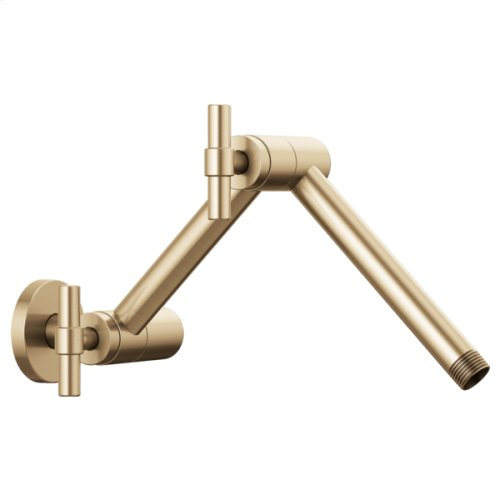 Jointed Shower Arm and Flange