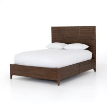 Queen Size Sibley Storage Bed